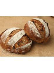 肉松面包-吐司面包-自制面包