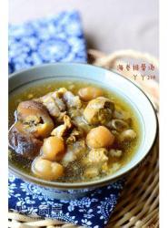 【海参排骨汤】——季节交替提高免疫力的鲜汤