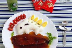 鳗鱼海豚饭#初夏搜食#