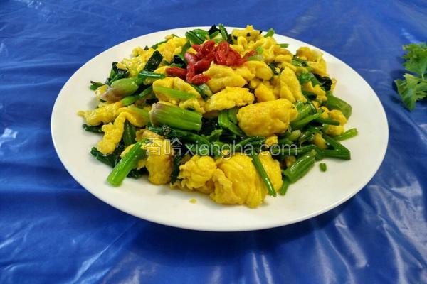 烧腊大全图片_菠菜炒鸡蛋图片大全集 - 美食照片、家常菜谱真实高清图片欣赏