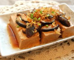 酱卤豆腐 Tofu In Spiced Sauce